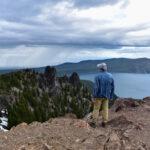 Big Obsidian Flow and Paulina Peak