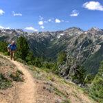 Backpacking in the Buckhorn Wilderness