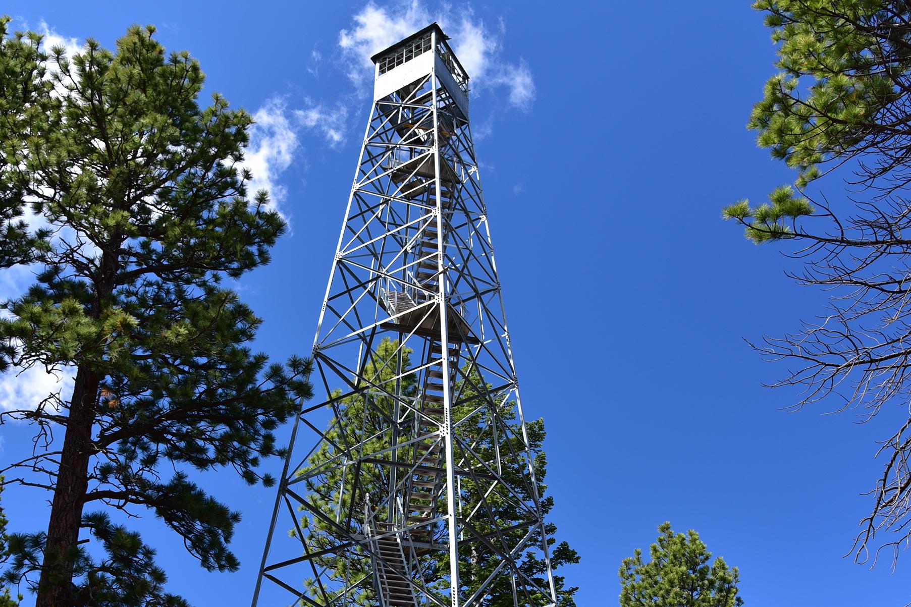 Trout Creek Butte
